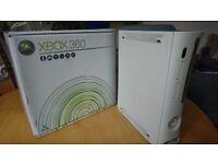 Xbox 360 + 54 Games