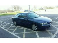 Volvo s60 2.0t 180bhp family car quick sale