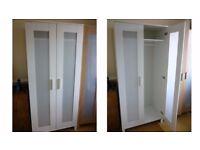 IKEA Aneboda Wardrobe - White - 81x180cm