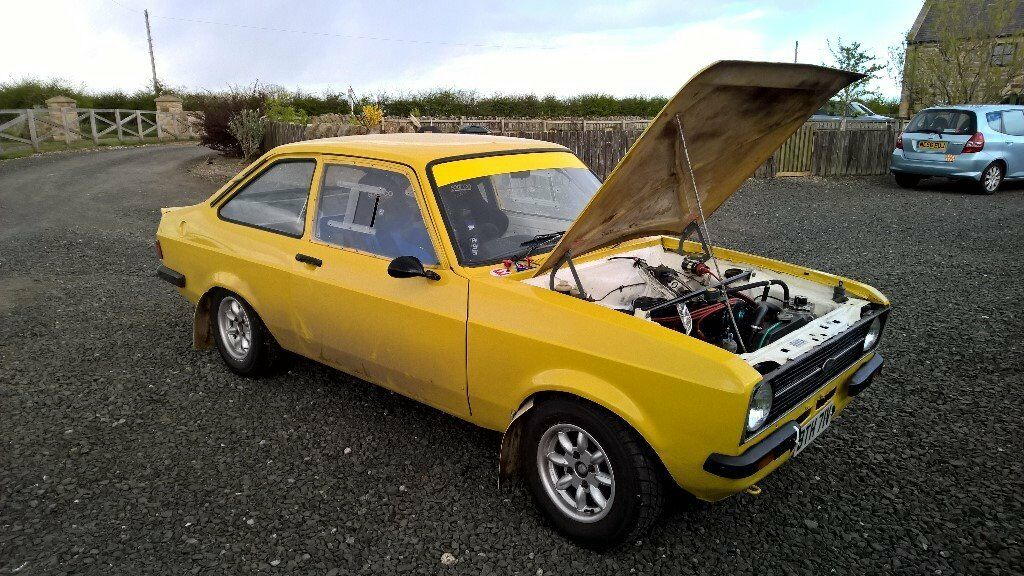 Ford Mk2 Escort 2.0 ltr Rally, Sprint, Track Day Car | in Morpeth ...
