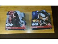 Star Wars limited edition jigsaw puzzle tins from USA