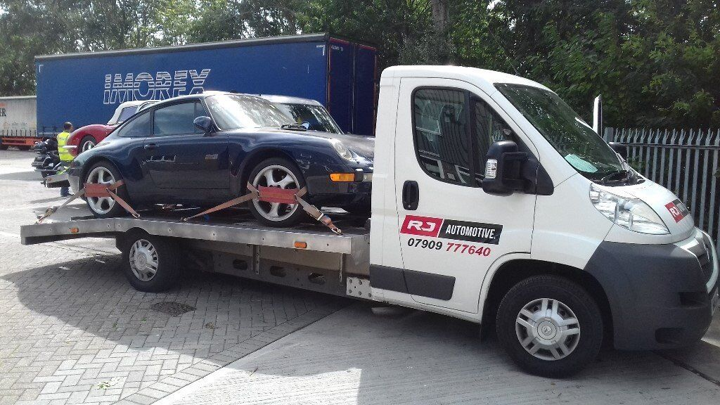 Vehicle Transportation/Collection and Delivery/Recovery Service ...