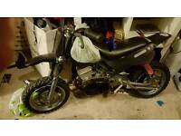 Champ 60cc kits motorbike £120 ono