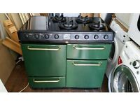 'Belling' Dual Fuel Range Cooker - Good, clean condition/free local delivery