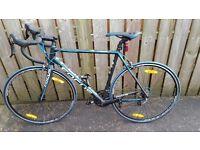 Focus Culebro racing bike size L as new