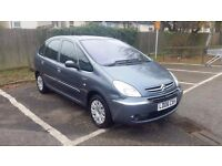 CITROEN X SARA PICASSO 1.6 DIESEL SPARE OR REPAIR POWER STEERING PUMP MAKE NOISE MOT 04/17