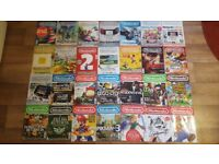 Official Nintendo Magazines x 40. Immaculate Condition.
