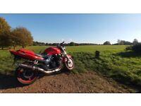Kawasaki zr7 750cc 2000 f1