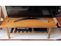 COFFEE TABLE / TV STAND. SCANDI / G PLAN / ERCOL / NATHAN STYLE