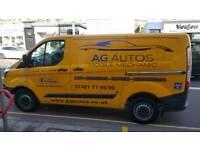 AG Autos Mobile Mechanic servicing repair mot diagnostic recovery