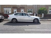 Lovely 56 plate BMW 318D, remapped