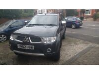 Mitsubishi L200 Barbarian - 4x4, Double Cab, No VAT, Excellent Condition! £8999 (ono)
