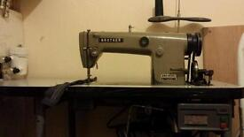 BROTHER INDUSTRIAL HEAVY DUTY SEWING MACHINE