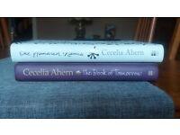Womens books - Cecelia Ahern hardbacks