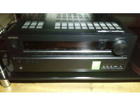 ONKYO TX-NR626+ONKYO SKS-HT528(B)+2 extra speakers so 7.1+SAMSUNG ULTRA HD Blu-ray Player UBD-K8500