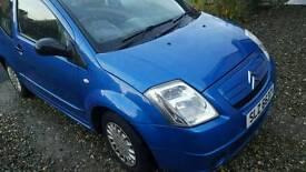Ted the Citroën C2