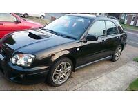2003 Subaru Impreza WRX turbo wagon 250BHP 1 year MOT new clutch, timing belt, tyres, brakes battery
