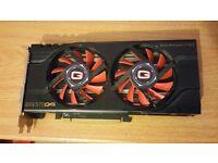 Gainward GTX 570 Golden Sample GPU Graphics Card SPARES AND REPAIRS £20 NO OFFERS