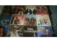 Vinyl Records job lot