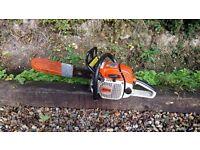 Stihl 028 chainsaw