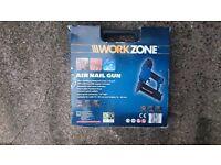 Workzone Air Nail gun - BNIB