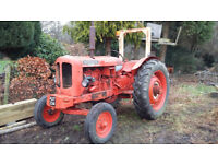 Nuffield 4DM Tractor