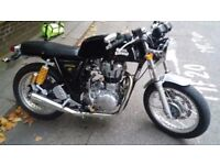 ROYAL ENFIELD GT CONTINENTAL - **REDUCED PRICE