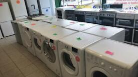 Fridge freezer, cookers , Washing Machines and dryers new graded