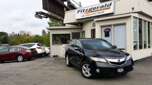 2014 Acura RDX PREM - LEATHER! SUNROOF! BACK-UP CAM!
