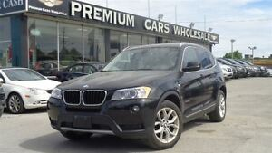 2013 BMW X3 xDrive28i, Navi, Panoramic