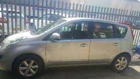 Nissan note se dci