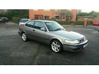2001 Saab 9-3 Tid Coupe £400 no offers