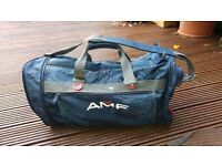AMF Double Ball Ten Pin Bowling Ball Bag / Holdall