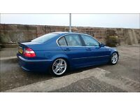 Bmw 330d, remapped, coilovers. Great car