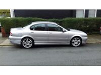 beautiful 2.0 diesel x type fully loaded and had new clutch and dual mass flywheel in july