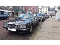 Beautiful Daimler Jaguar XJ40 3.6