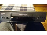 Goodmans PD1760 Video Cassette Recorder (VCR)