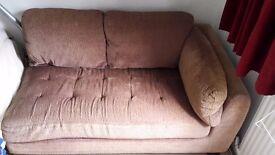 End sofa