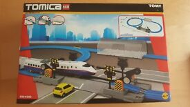 Tomy Tomica Hypercity Train Set 85400 Brand New in Sealed Box