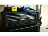 Bass amp+cabinet Laney nexus tube head and Laney Nexus cab