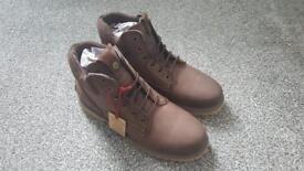 Wrangler boots - size 10