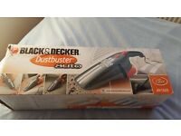 BLACK+DECKER AV 1205 Car Vacuum Cleaner