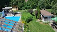Dream Backyard Pool Oasis in the City! detailed website