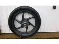 Honda cbf 125 tyre