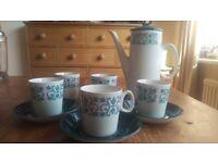 Vintage tea set - incomplete