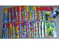 The Simpsons Collectors Magazines