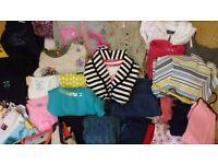 Girls age 8-10 clothes bundle