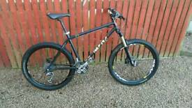 "Cotic bfe 19"" mountain bike"