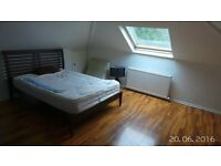 Large Attic double room with WC