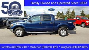 2014 Ford F-150 XLT 4X4 | Finance from 1.9% | One Owner